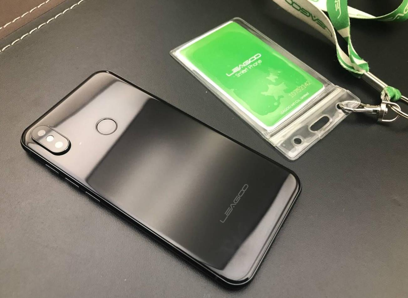 Leagoo S9 clon iPhone X
