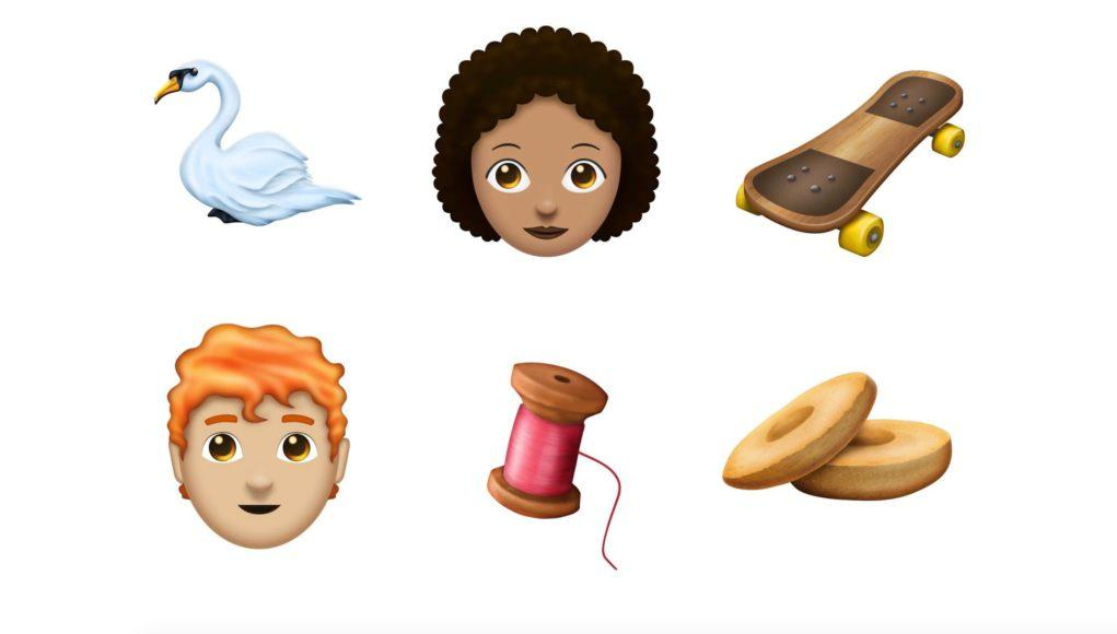Nuevos emoticonos emojis Unicode 11