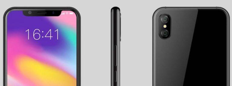 BlackView iPhone X