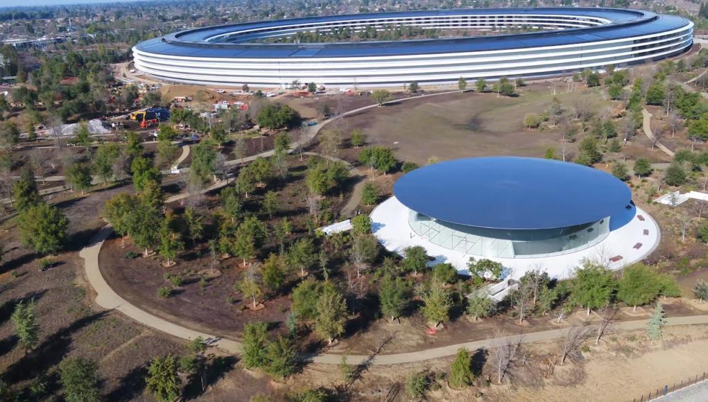 Apple Park 2018