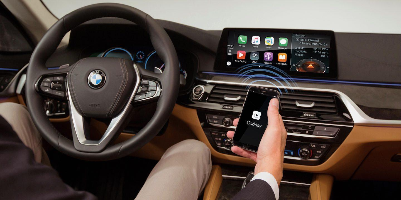 BMW-CarPlay