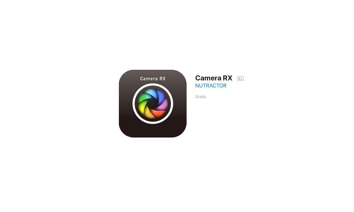 CAMERA RX App
