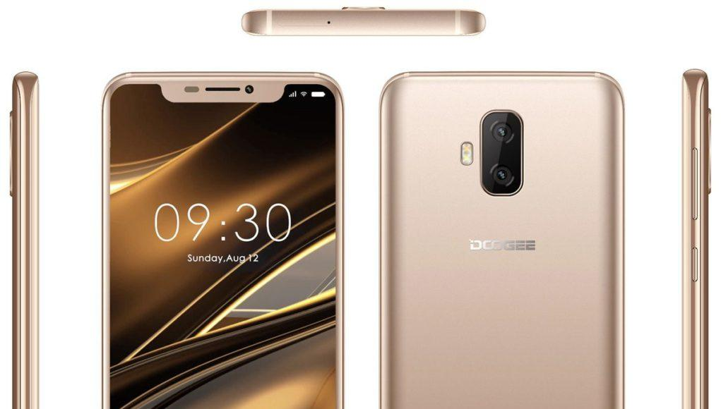 Doogee iPhone X