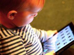 iPad Bebe niños control parental