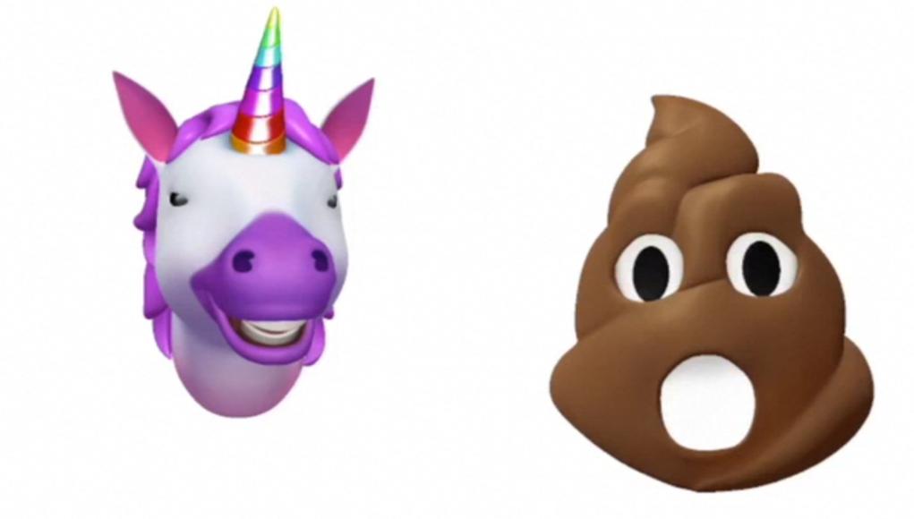 Animoji Unicornio Caca