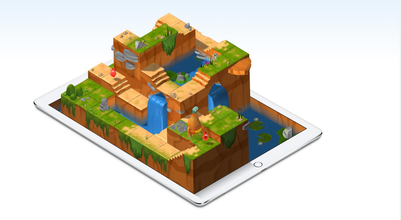 Swift Apple iPad