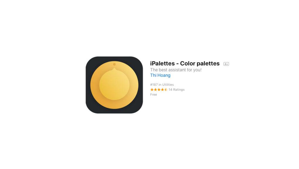 iPalettes