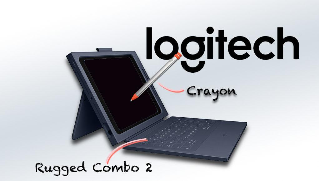 Logitech Crayon iPad 2018