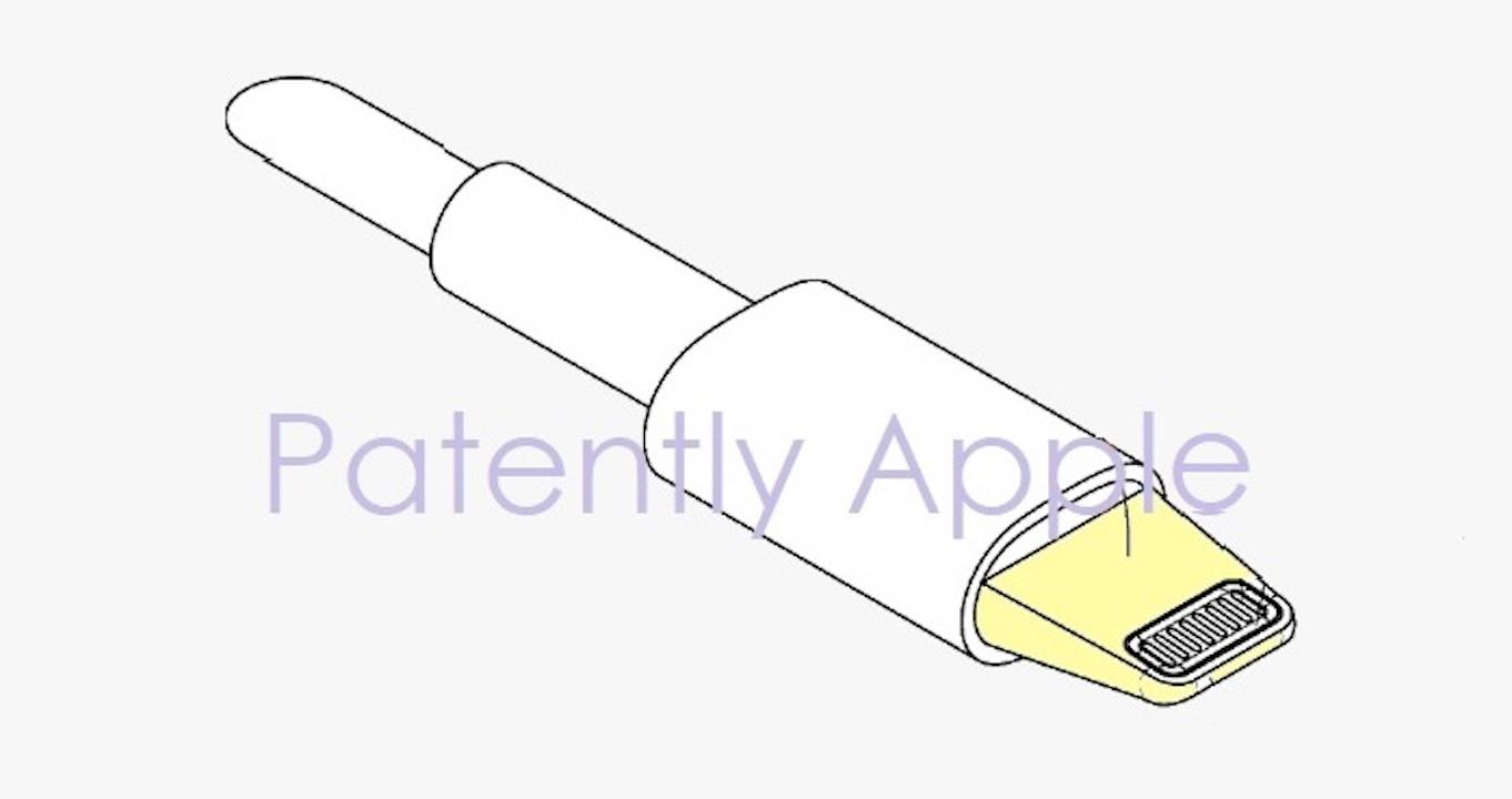 Patente Lightning Apple
