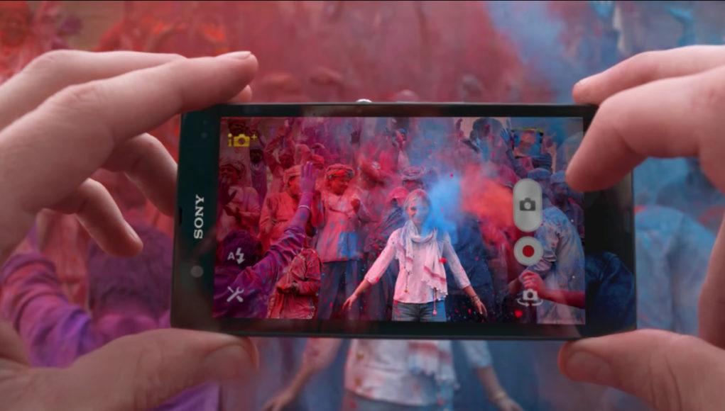 Tim Cook iPhone X Sony Xperia