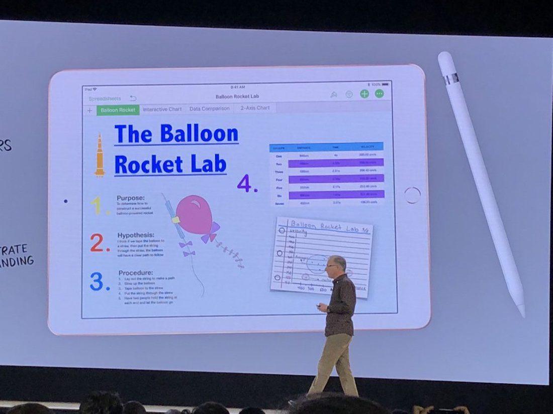 Actualización iWork Apple