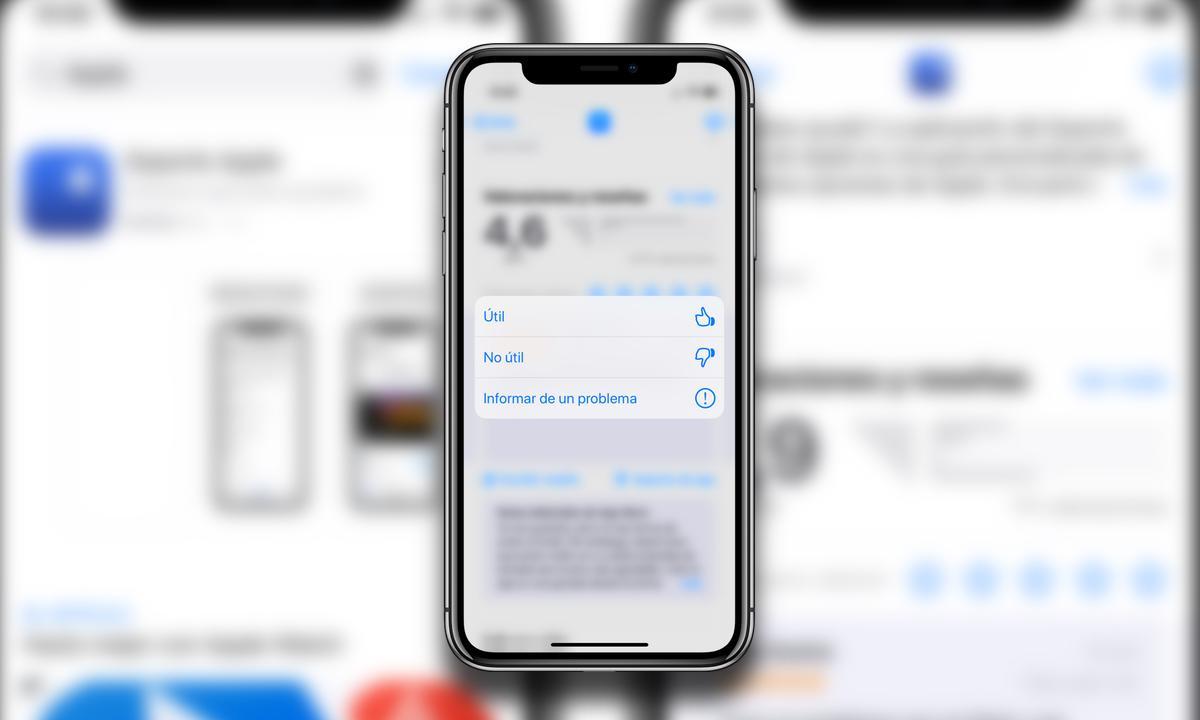 App Store Valoraciones y reseñas iOS