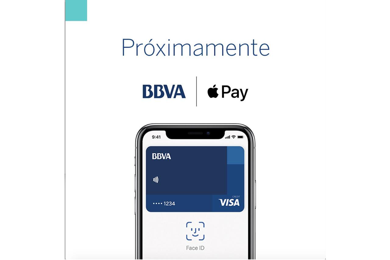 BBVA Apple Pay