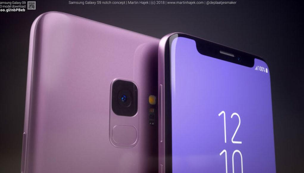 Samsung Galaxy-S9-Notch-Concepto