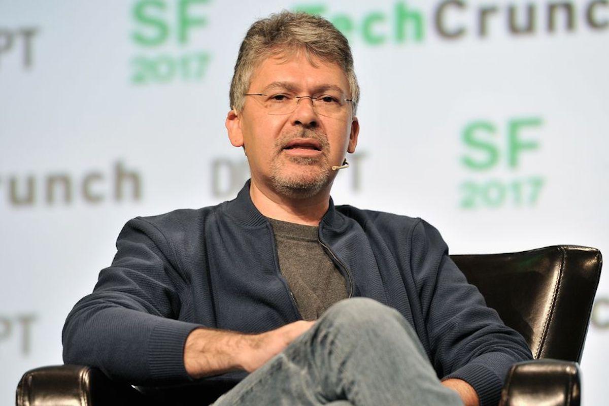 John Giannandrea Siri