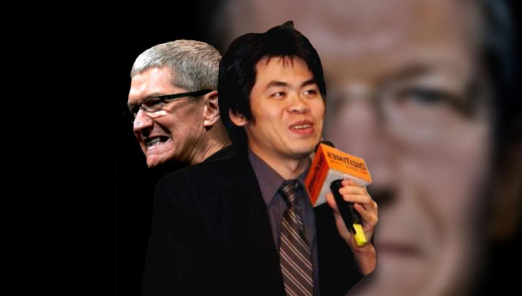 Kuo Tim Cook apple