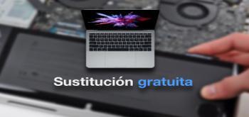 Apple amplía la garantía de las baterías en algunos MacBook Pro de 13 sin Touch Bar