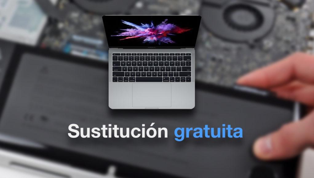 MacBook Pro Batería Gratis