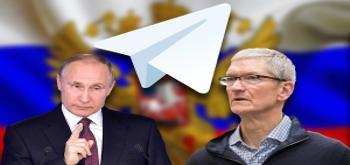 Rusia amenaza con eliminar la App Store si no retiran Telegram de territorio ruso