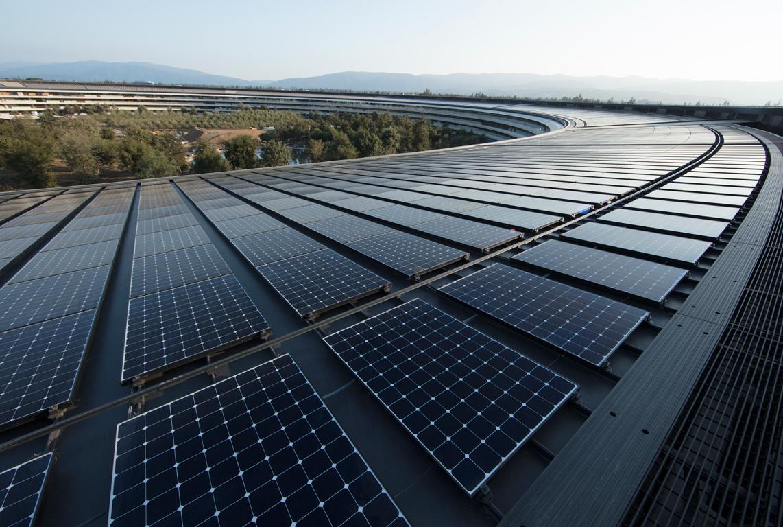 Apple energías renovables