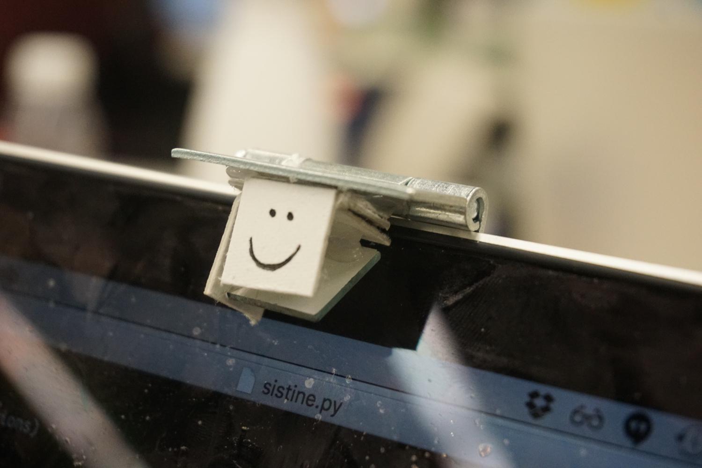 Macbook táctil accesorio