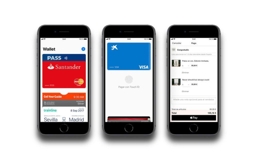 Apple Pay cómo configurar tarjeta predeterminada