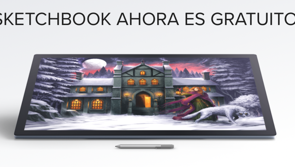 app sketchbook gratis