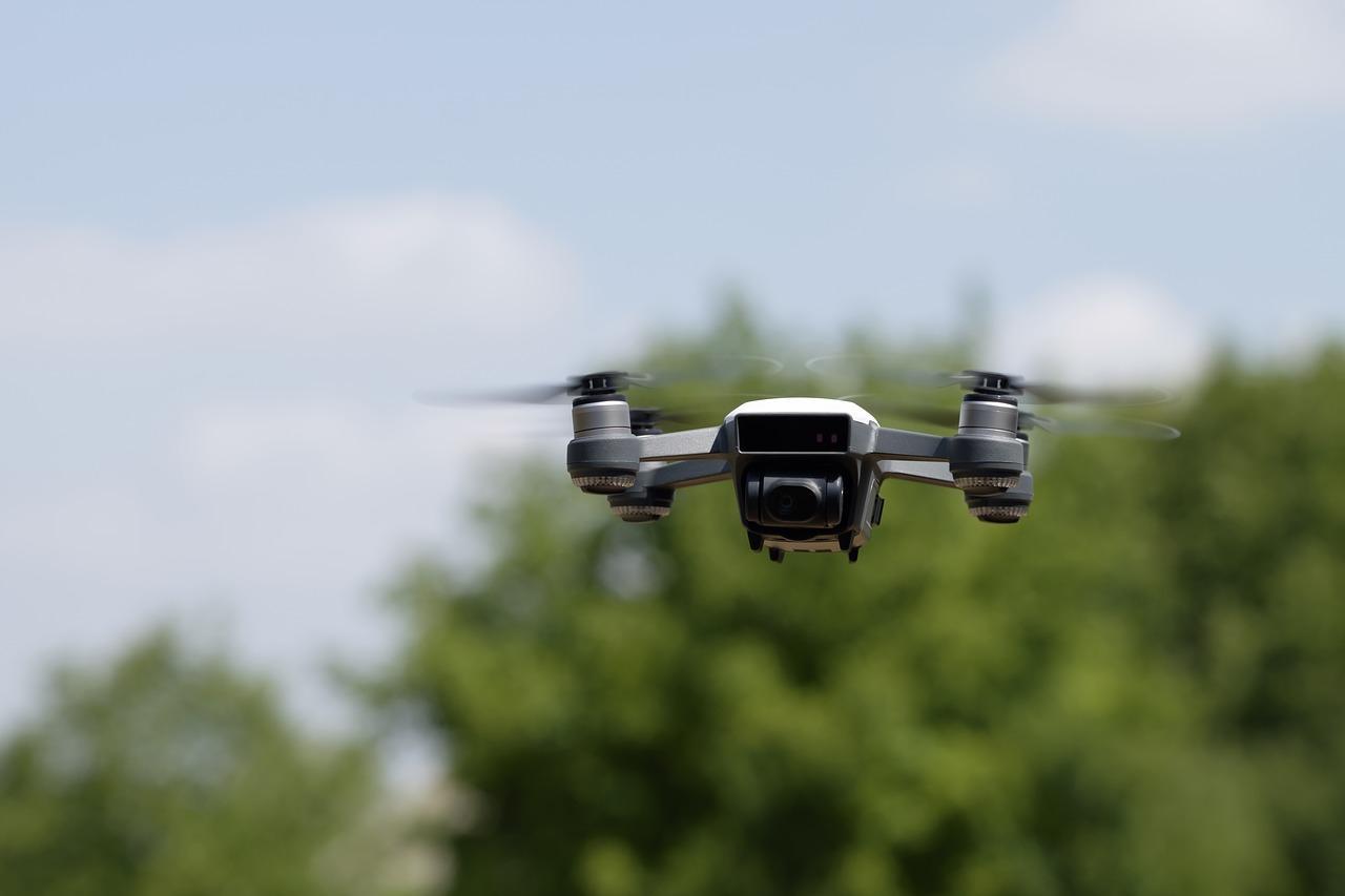 Apple Drone Mapas