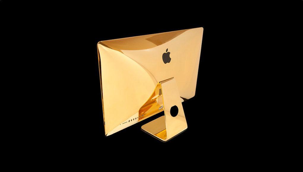 iMac Oro