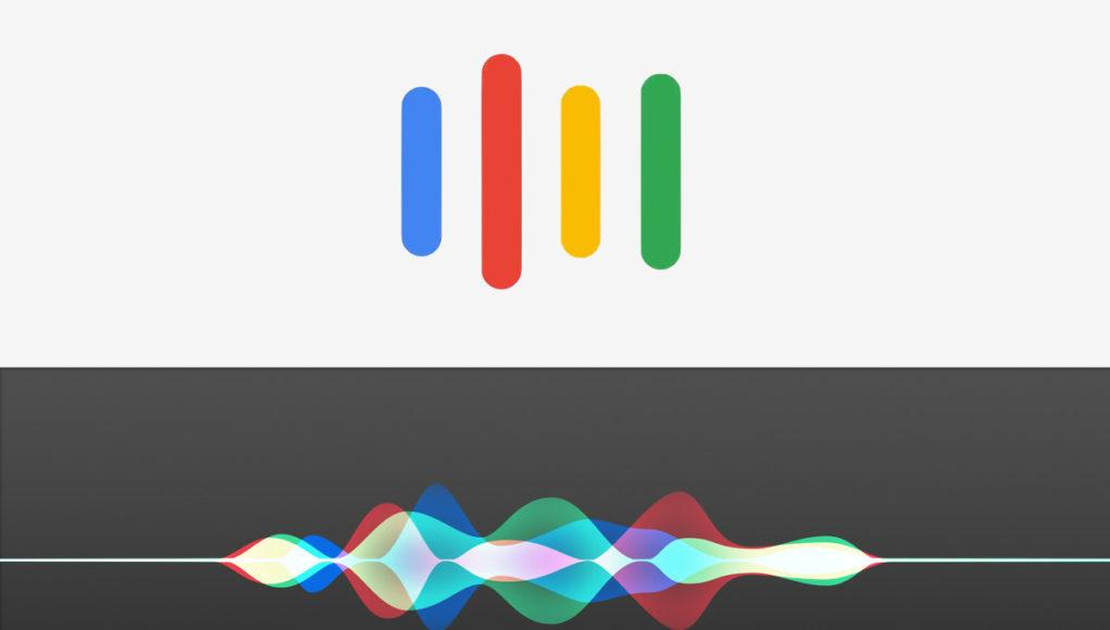 Google Assistant Siri