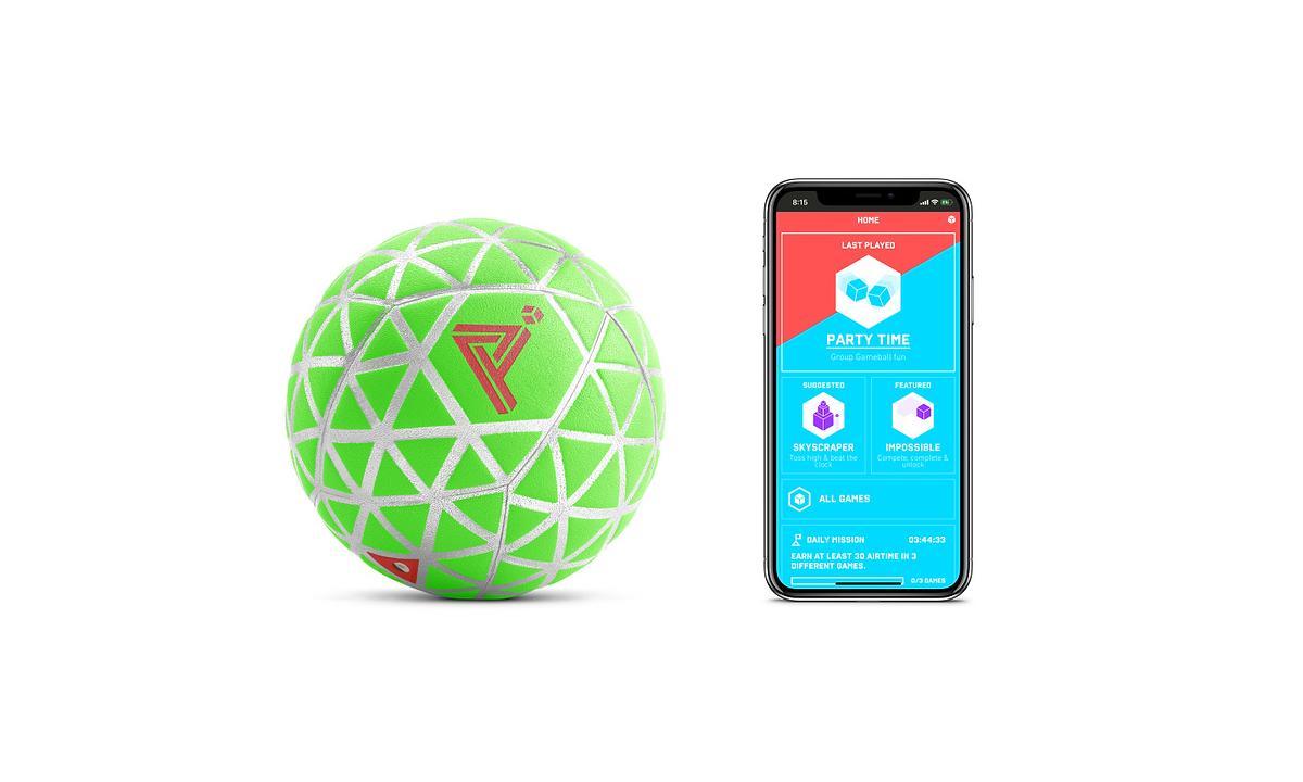 Balón inteligente Apple
