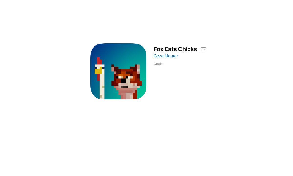 Fox Eats Chicks