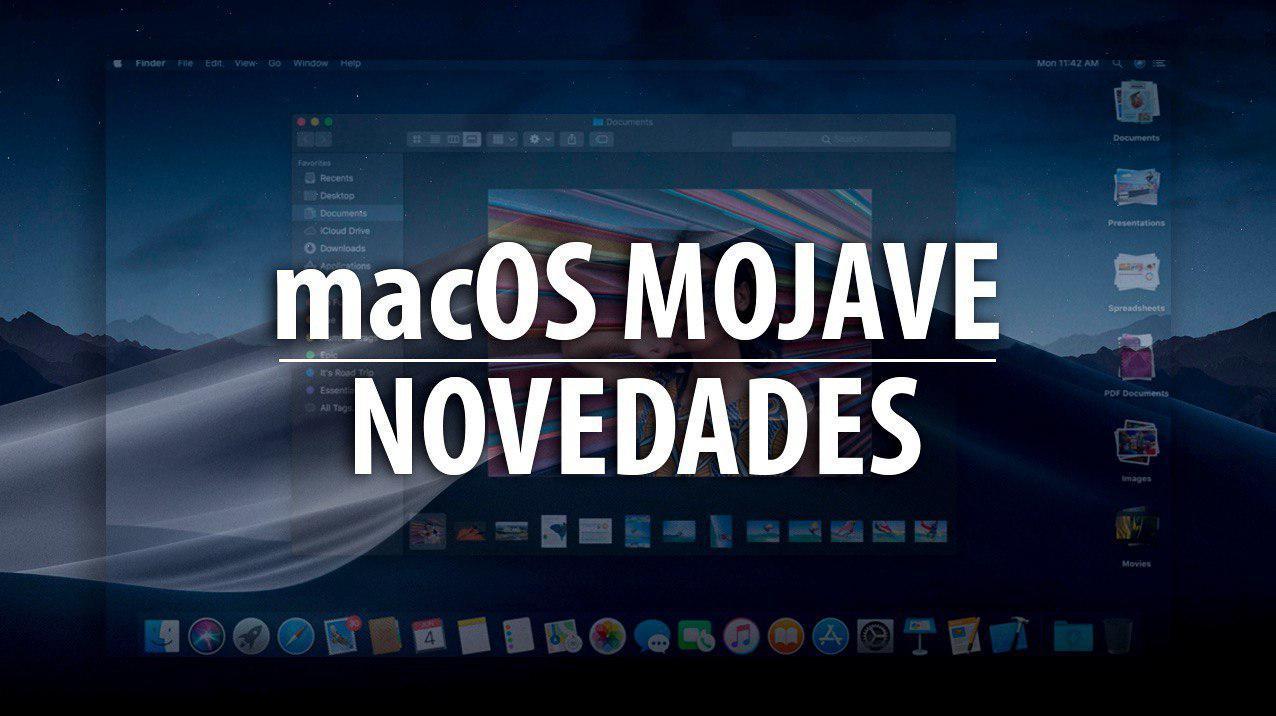 Mojave macOS 10.14