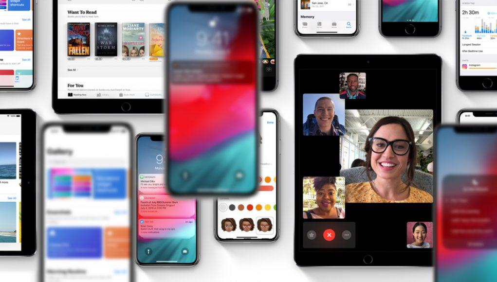 iOS 12 dipositivos compatibles