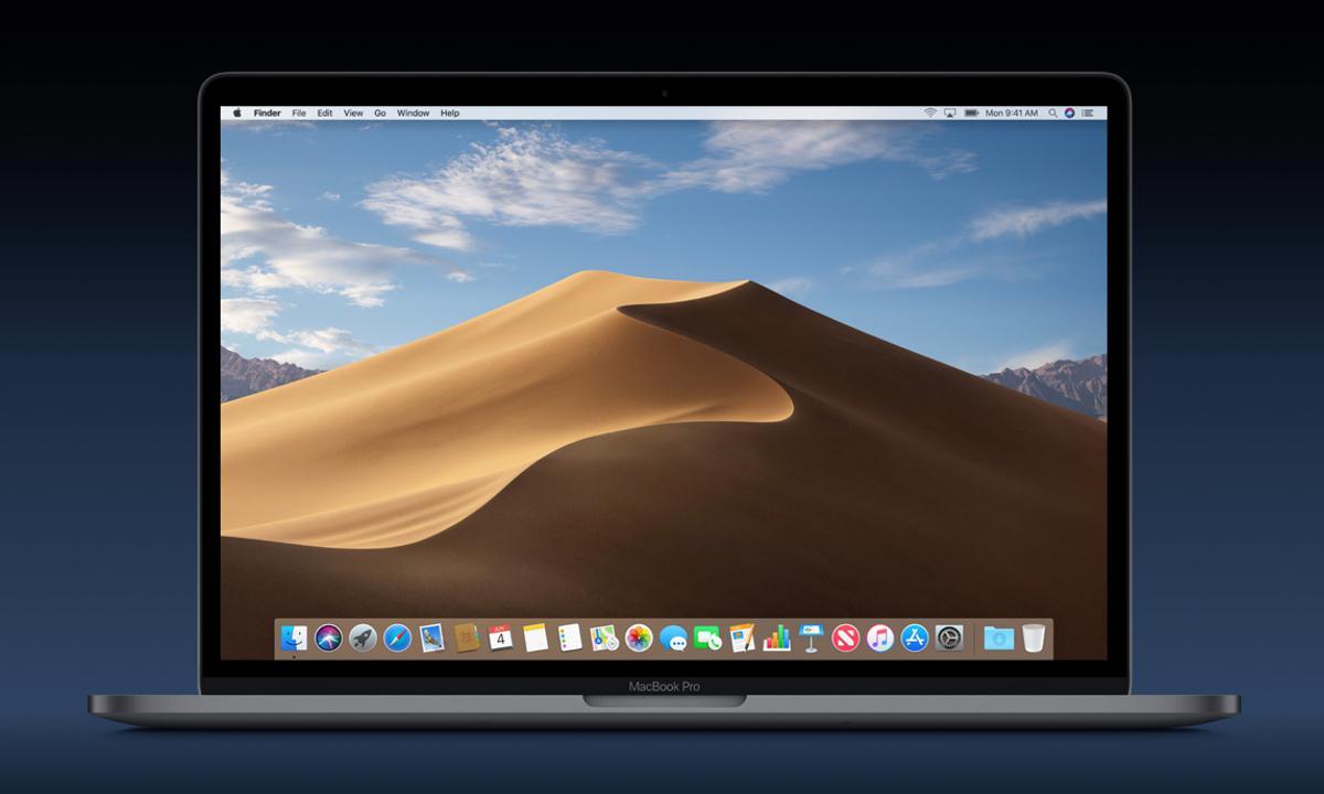 macOS Mojave 10.14 MacBook Pro