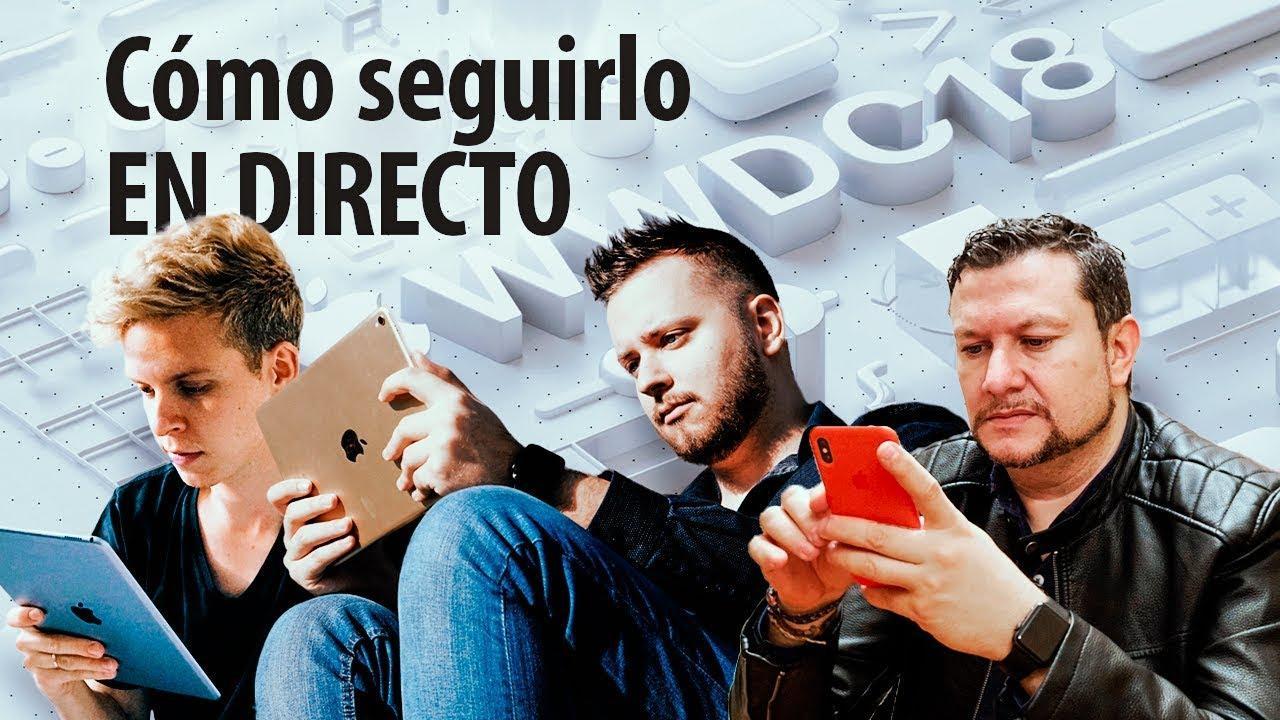 seguir WWDC 2018 directo