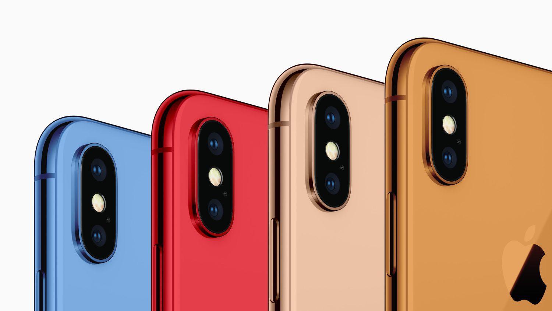 iPhone colores imagen 9to5Mac