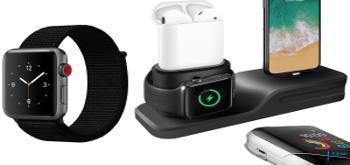 Esta es nuestra selección semanal de accesorios para el Apple Watch
