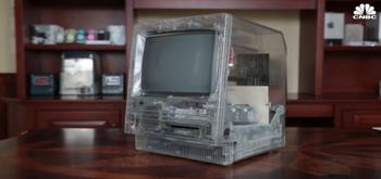Un coleccionista guarda los mejores (y más raros) prototipos de Apple