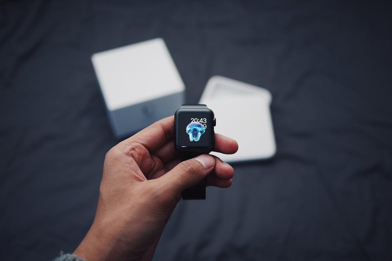 Apple Watch caja