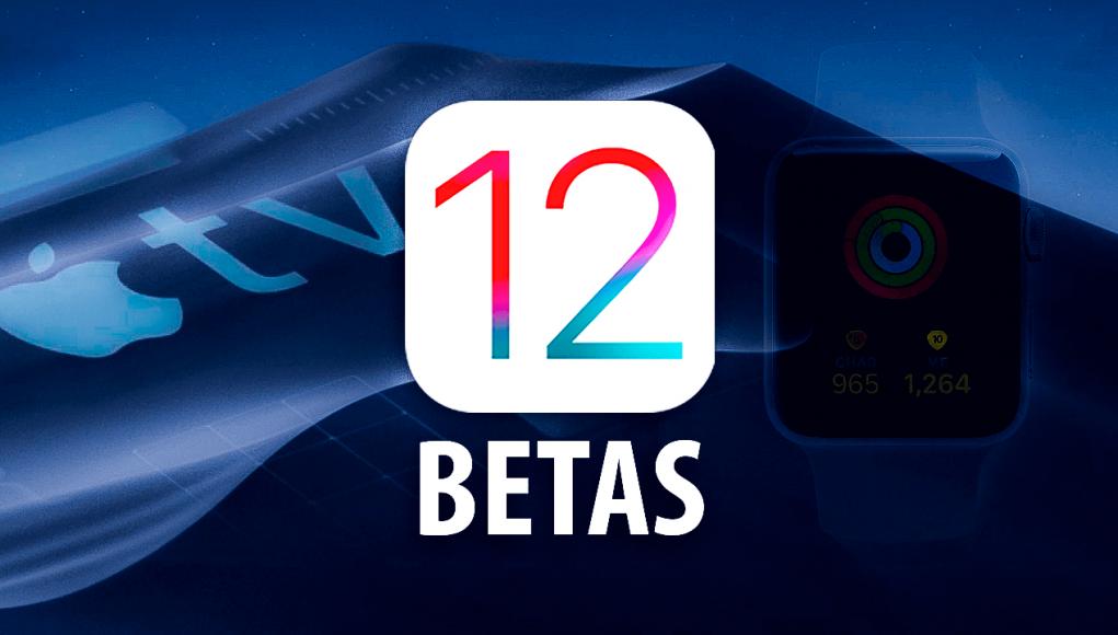 beta iOS 12