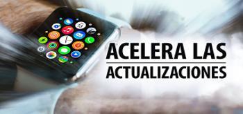 Si te desesperan las actualizaciones del Apple Watch, así puedes acelerarlas