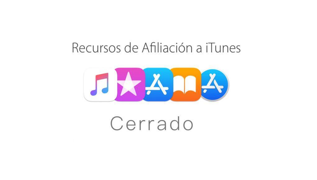 Afiliación Apple App Store