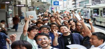 La nueva Apple Store de Kioto rompe todos los esquemas