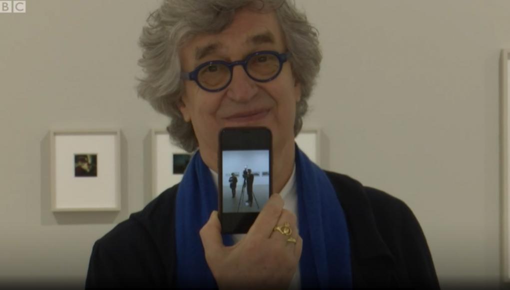 Wim Wender Fotografía iPhone