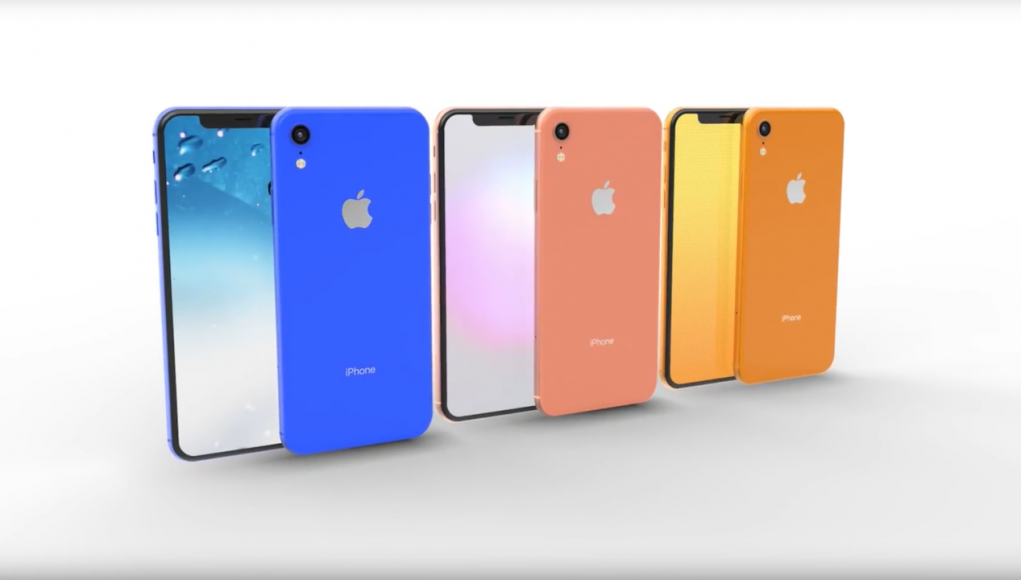 iPhone 9 maquetas