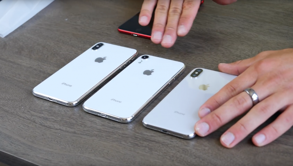 iPhone 9 X Plus maquetas