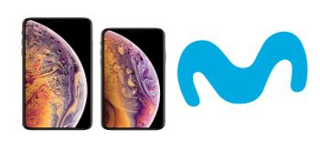 Movistar venderá los nuevos iPhone XS y XS Max, pero sin ventajas