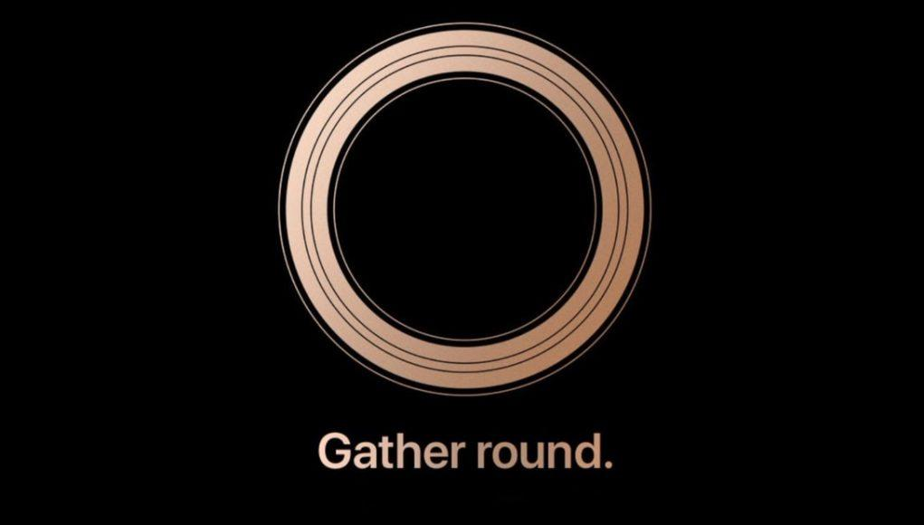 Evento Apple fondo pantalla 2018