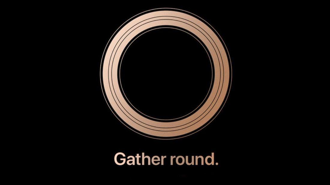 Evento Apple fondo pantalla 2018